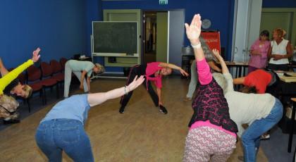 Gymnastiek voor senioren