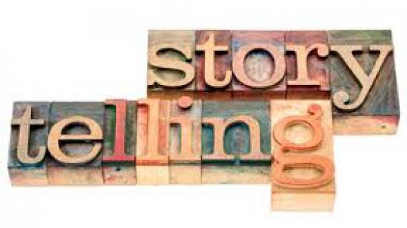 Week van de ontmoeting - Storytelling