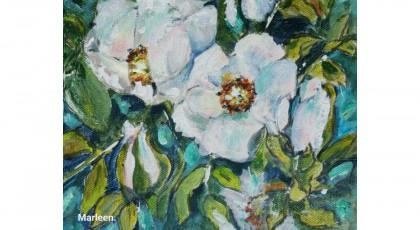 Expositie: Schilderijen van Marleen Hulsbos
