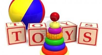 Beurs voor speelgoed en babyartikelen