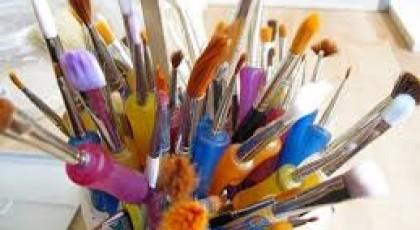 Start: Creatief tekenen en schilderen