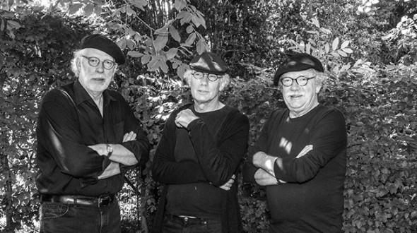 Optreden BuBLBL Troubadours in Het Nut